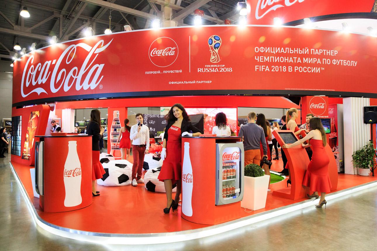 Магниты для Coca-Cola